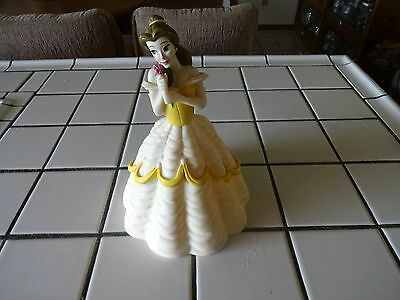 "10"" Tall Belle(Beauty And The Beast) Coin/piggy Bank"
