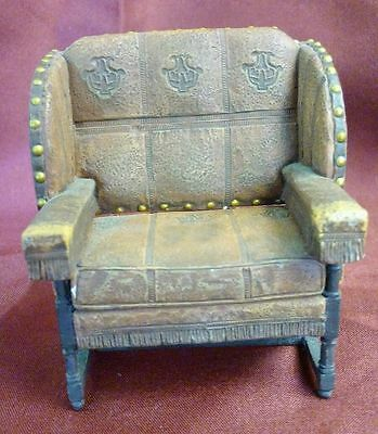 Raine Take a Seat Willitts Billiard Room Dollhouse Miniature Chair #24029