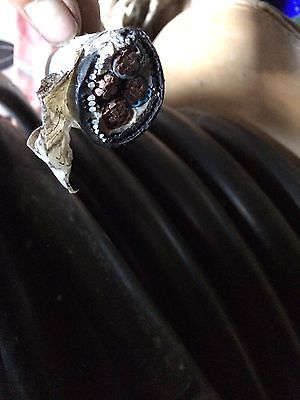 electrical cable 35mm 4 Core