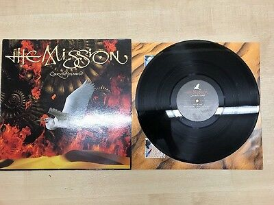 The Mission - Carve In Sand/ Vinyl Record