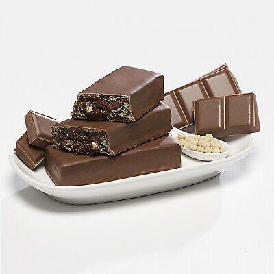 Ideal Protein Compatible 4 Boxes Of 7 Chocolate Crisp Bars