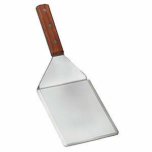TABLECRAFT PRODUCTS COMPANY Heavy Turner, Square Blade, S/S,PK12, 451