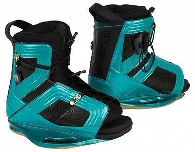 Ronix Women's Halo Wakeboard Boots- Sz 6-8.5