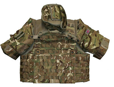 British Army Vest MK4 IV MTP Camo Osprey Body Armour Cover Multicam Size 180/104