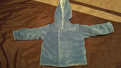 Boys Marks and Spencer coat 3-6m