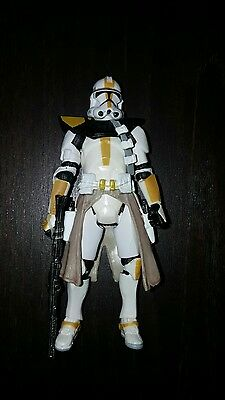 """Star Wars Episode 3 3 3/4"""" 327th Star Corps Battalion Exclusive Clonetrooper!"""