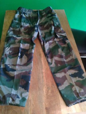 Brand New Foreign Legion French Army Felin Uniform Trousers CCE Size 85/92M