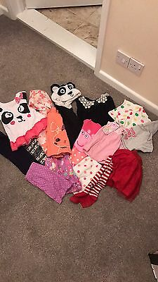 Small Girls Clothes Bundle 18-24months