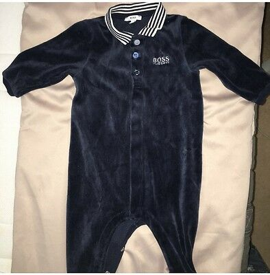 Baby Hugo boss baby grow