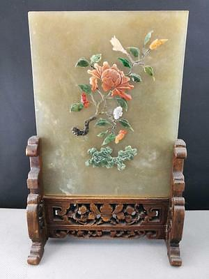 late 19th/ early 20th Antique Old Chinese Panel