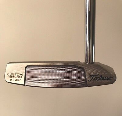 Scotty Cameron & Crown Newport M2 Putter