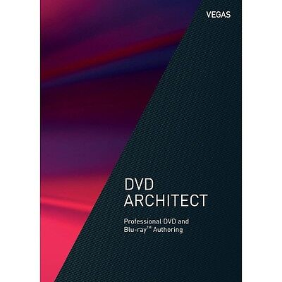 MAGIX Vegas DVD Architect PC Software (Download)