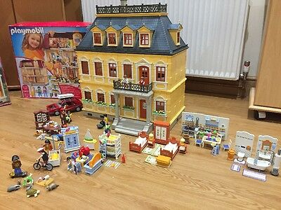 Playmobil Mansion Fully Furnished Doll House