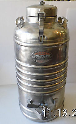 Aer Void Hot/Cold Cooler stainless steel 5 gallon