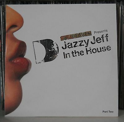 Jazzy Jeff In The House - Part Two Double LP Defected 2004 Cymande Herman Kelly