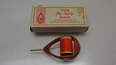 Vintage New In The Box Chase Fly Tying Bobbin