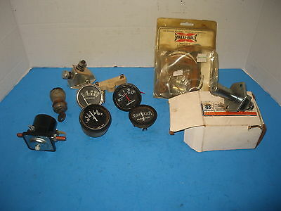 Grab Bag Misc. Electrical & Ford Tractor Parts* Gauges, Switches, Etc.