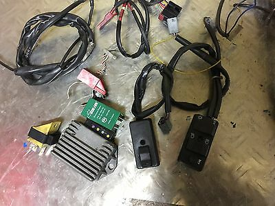 Vespa px 125 200 complete wiring loom relays 1999 2015 switch gear