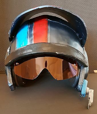 Starfighter X-Wing pilot helmet. Custom built for Cosplay or Display.
