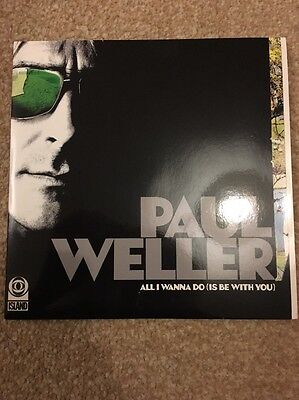 Paul Weller - All I Wanna Do (is be With you) Vinyl