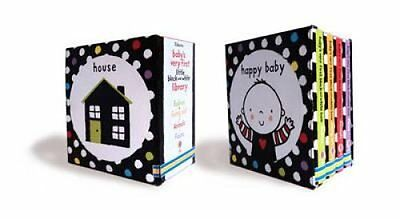 Baby's Very First Black and White Little Library Box Set 9781409537076