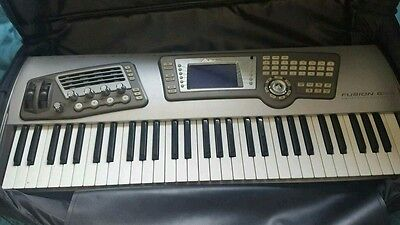 Alesis Fusion 61HD Synth/Workstation Keyboard