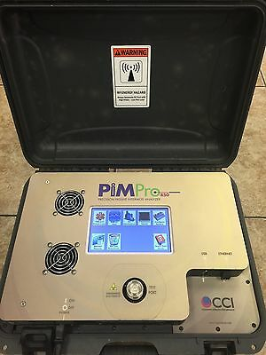 CCI PiMPro-850 Tower PimPro 850 Precision Passive Intermod (PIM) Analyzer