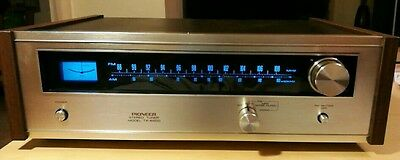 Pioneer TX-6200,Stereo am/fm Tuner,vintage,classic,rare