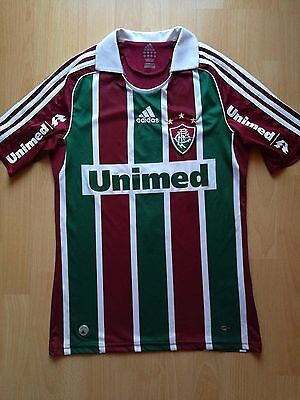 Fluminense Home Football Jersey Shirt Futbol Camiseta Maglia #9 Small S