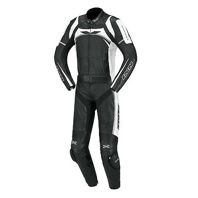 IXS Camaro Motorcycle two piece full race suit black