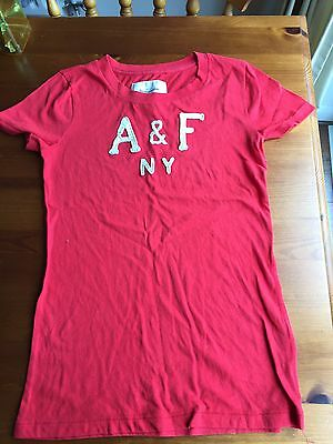 Ladies abercrombie and fitch t shirt Size M