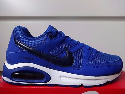 Nike Air Max Command 629993-448 Blue Men's Trainers Shoes Size UK 7 / EU 41