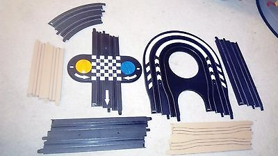 Micro Scalextric 1:64 Assorted Track Spares Hairpin Lap Counter Squeeze  Etc