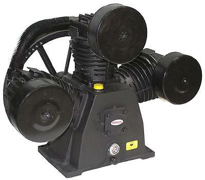 Air Compressor Pump 45 Cfm Suit 150-250+. Litre Tanks-Brand New *