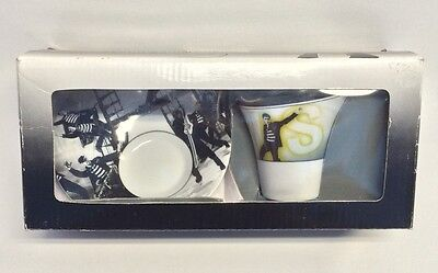 New Elvis Presley Porcelain Cup and Saucer Set by Mid South Products
