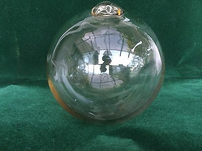 Vintage/Antique GLASS BALL FISHING FLOAT BUOY