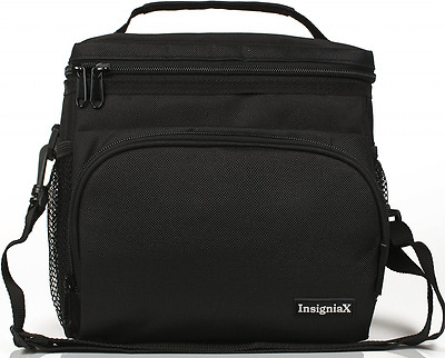 Insulated Lunch Bag: InsigniaX Adult Lunch Box For Work, Men, Women, Boys, Girls