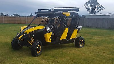 2013 can am maverick max 1000cc buggy utv aud 19 picclick au. Black Bedroom Furniture Sets. Home Design Ideas
