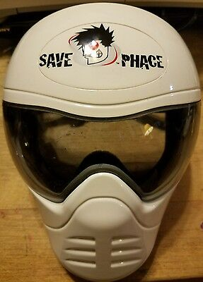 Save Phace Just Ill Series SUM Sports Utility Goggles Mask - Total Eclipse