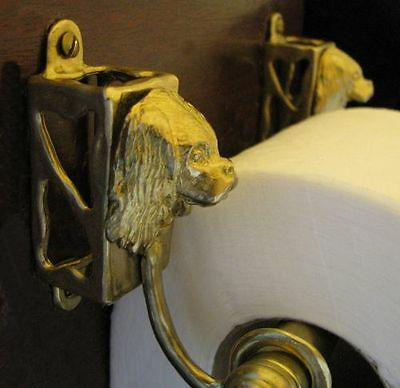 CAVALIER KING CHARLES SPANIEL Toilet Paper Holder OR Paper Towel Holder