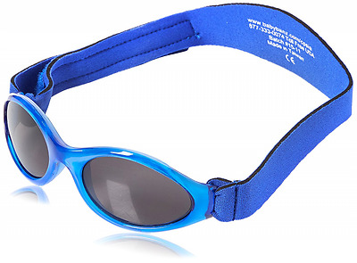Baby Banz Adventure Sunglasses, Pacific Blue, 0-2 Years, 1-Pack