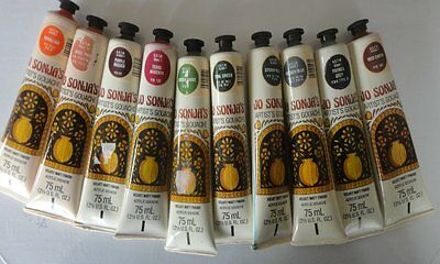 Paint - 10 Tubes Jo Sonja Acrylic Paints
