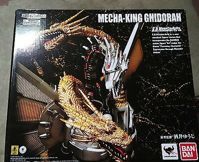 S.H. MonsterArts Mecha King Ghidorah SEALED IN BOX with Effects Part