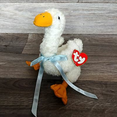Ty Beanie Babies GEORGETTE Vintage 1st EDITION, ATTIC TREASURES COLLECTION 1993