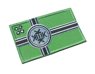 KEK FLAG TACTICAL MILITRAY USA Army U.S. 3D MORALE BADGE HOOK & LOOP PATCH ^01