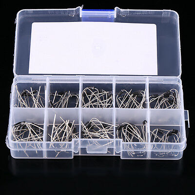 100pcs 10Values Rectifier Diode Assortment Electronic Kit Box 1N4001-1N5819