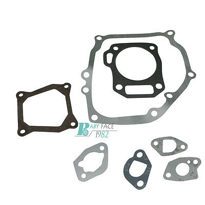 Cylinder Head Full Gasket Set For Honda GX160 GX200 5.5hp 6.5hp Assy