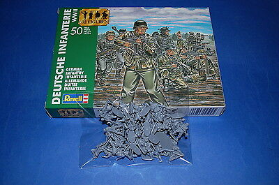 Revell 02502 - German Infantry WWII  scala 1/72