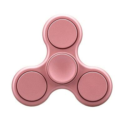 THE ORIGINAL STRESS RELIEF TOY BRAND NEW SEALED FIDGET SPINNER PINK