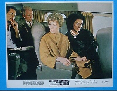 1966 *TORN CURTAIN* 8x10 Color Movie Photo/Still HITCHCOCK Mini LC NSS 66/259